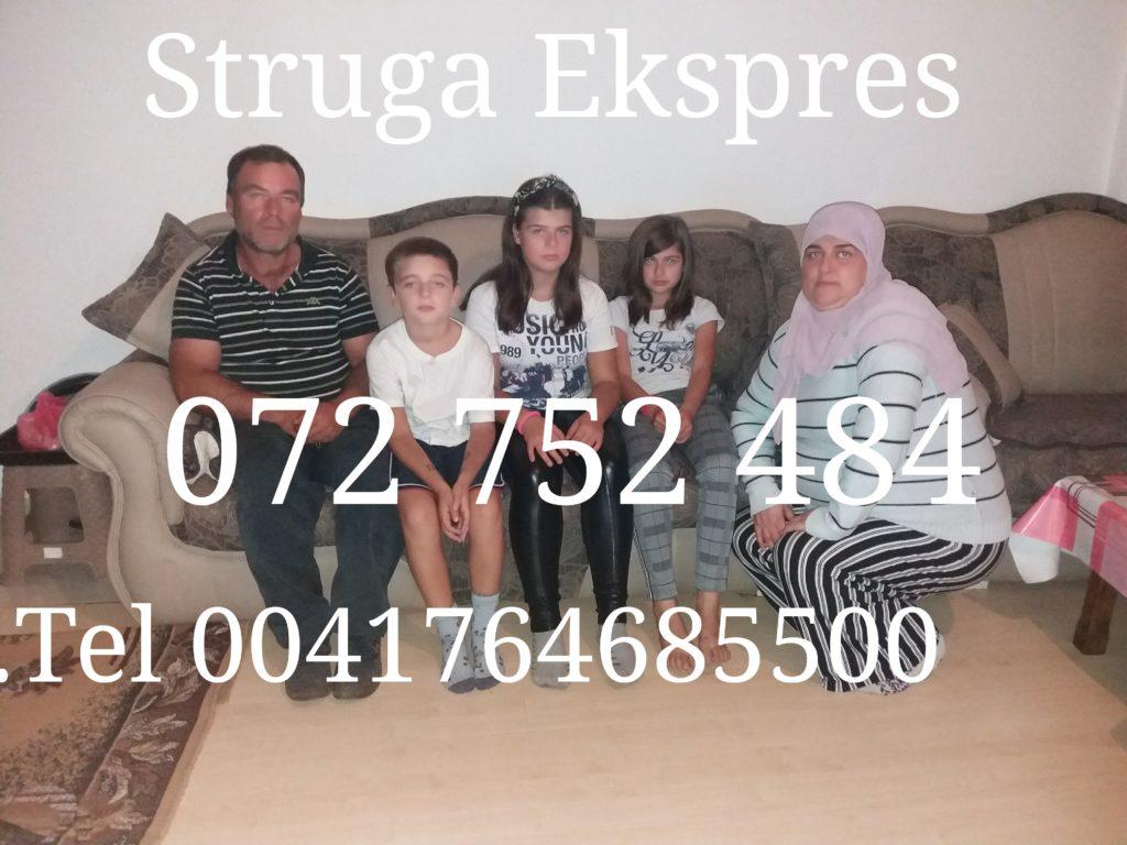 Familja Mehmedi nga Struga: Ju lutem na ndihmoni, kemi nevojë për një kulm mbi kokë (FOTO)
