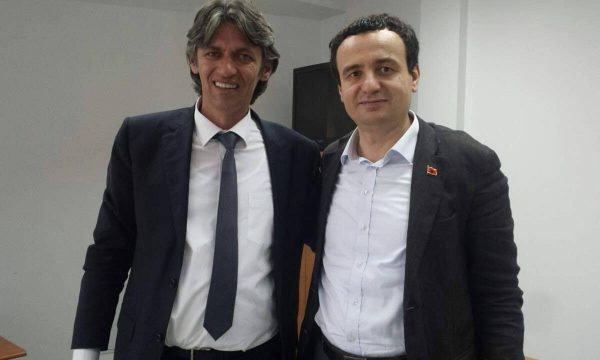 Ziadin Sela uron fitoren historike të Vetëvendosjes dhe Albin Kurtit