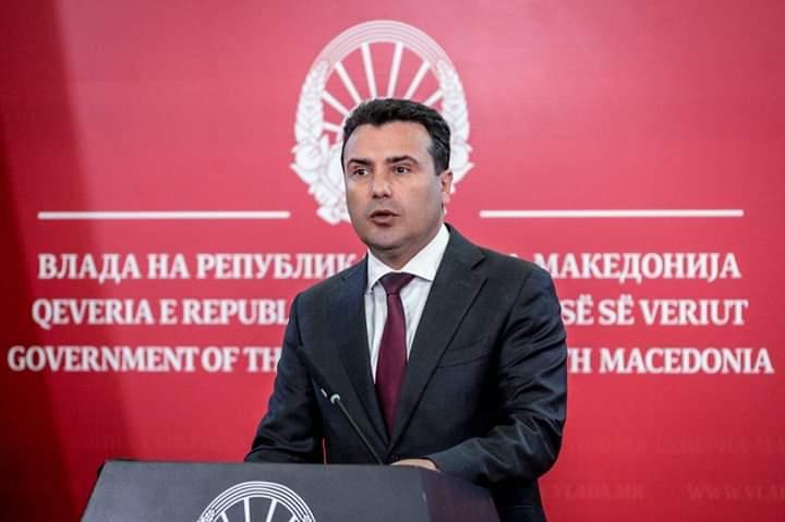 Zoran Zaev: Zgjedhjet e parakohshme parlamentare do të mbahen në fund të tetorit, viti 2020