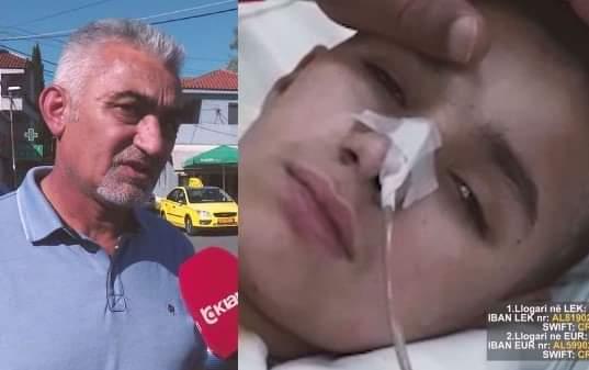 Thirrja prekëse e babait shqiptar: Im bir po tretet, ju lutem më ndihmoni t'ia shpëtoj jetën (VIDEO)