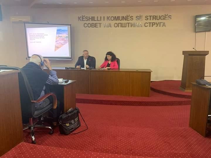 Komuna e Strugës: Kryetari Merko pro zgjidhjes të çështjes me deponinë (FOTO)