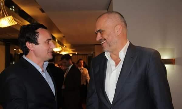 Kurti takohet me Ramën në Tiranë, detaje nga takimi