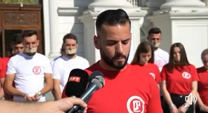 BESA: Aksionet e Rinisë së Lëvizjes BESA janë duke prekur në palcë këtë pushtet të dështuar (VIDEO)
