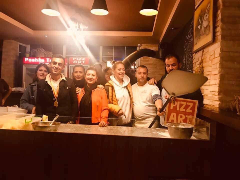 Picieri kampion i konkursit evropian të picës ju pret në PIZZART (FOTO)