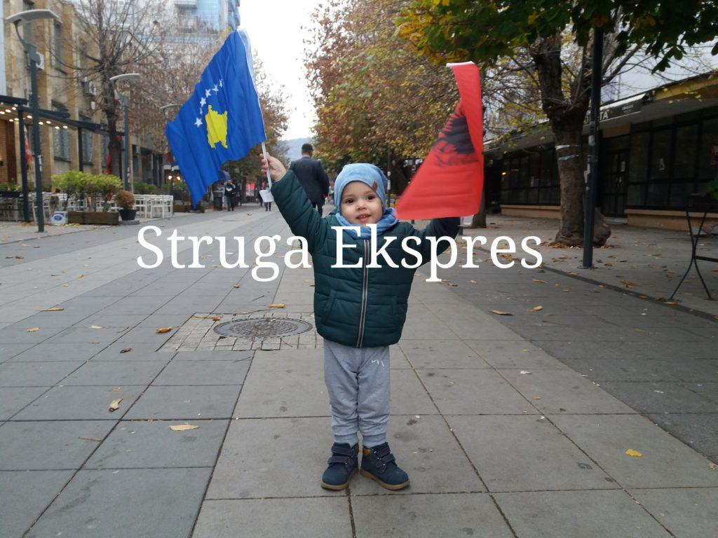 Shqipëria është zemra e Kosovës, Gëzuar Atdheu Im!