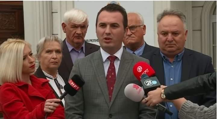 Ademi: Do të ketë rritje historike të pagave për arsimtarët në Maqedoninë e Veriut