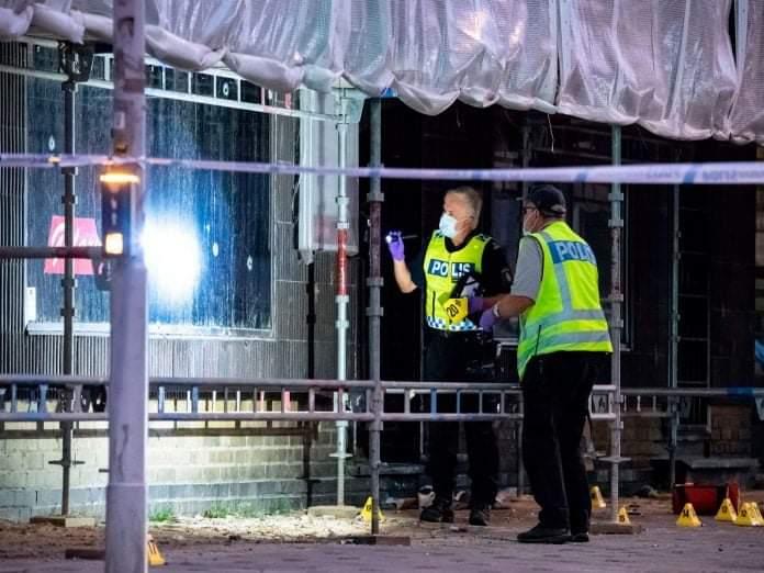 Të shtëna me armë në Malmo të Suedisë, humb jetën një person