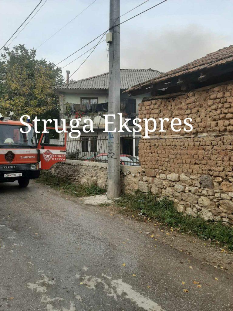 Lajmi i fundit: Digjet një shtëpi në Ladorisht (FOTO)