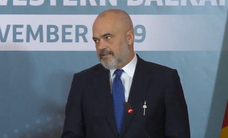Edi Rama: Takimi i radhës, më 21 dhjetor në Durrës