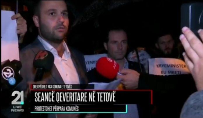 Ja si e priti BESA kryeministrin Zaev sonte në Tetovë (VIDEO)