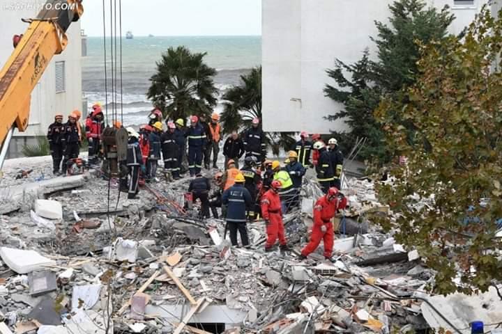 Tërmeti në Shqipëri, 15 milionë euro ndihma nga Komisioni Evropian