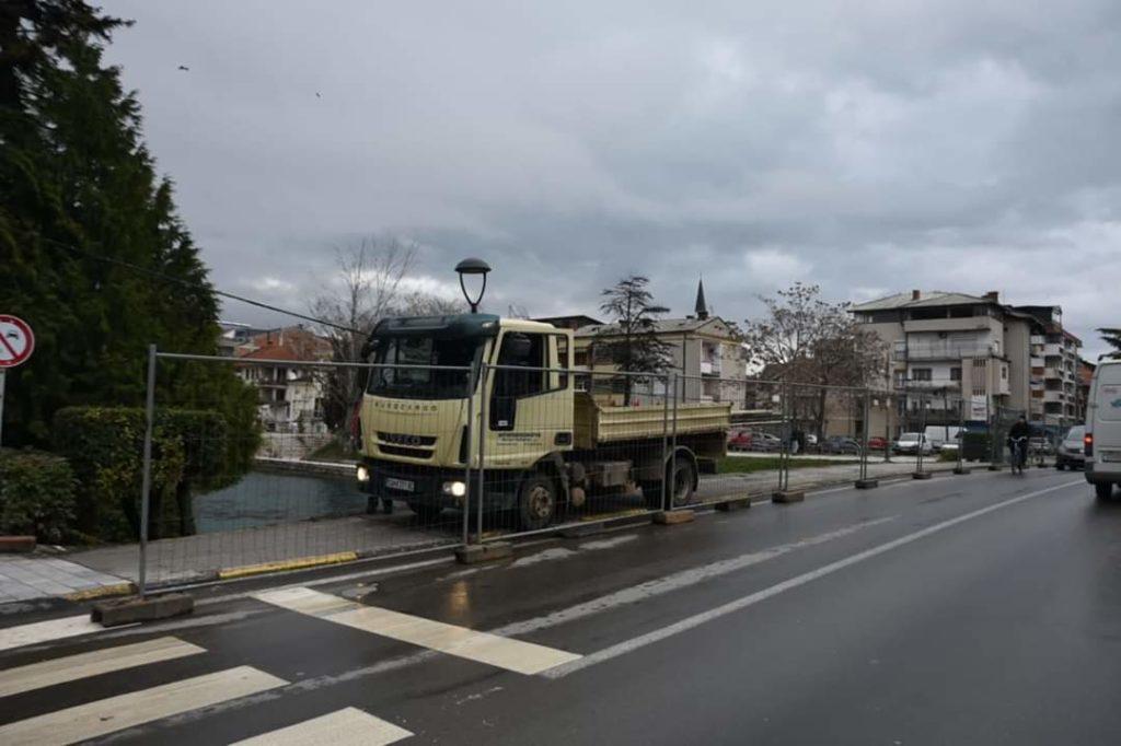 Komuna e Strugës: Rikonstruohet Ura e Poezisë në Strugë