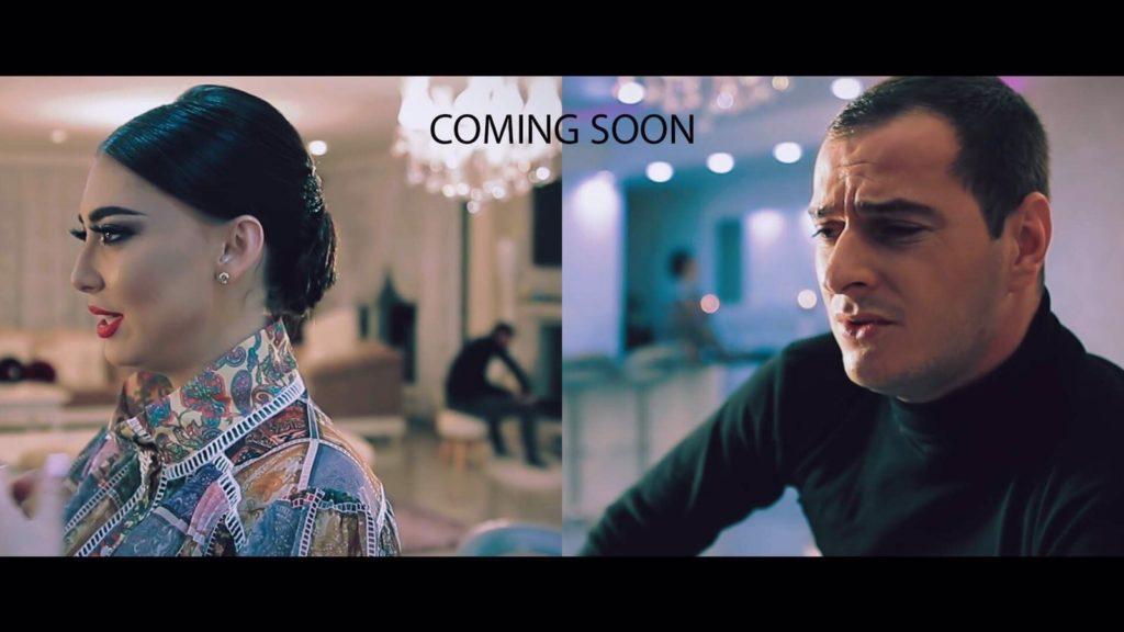 """Këngëtarët strugan Leonora Ajdari (LEO) dhe Faton Sadiku vijnë me videoklipin e ri të këngës """"Zjarr i ndezur"""" (VIDEO)"""