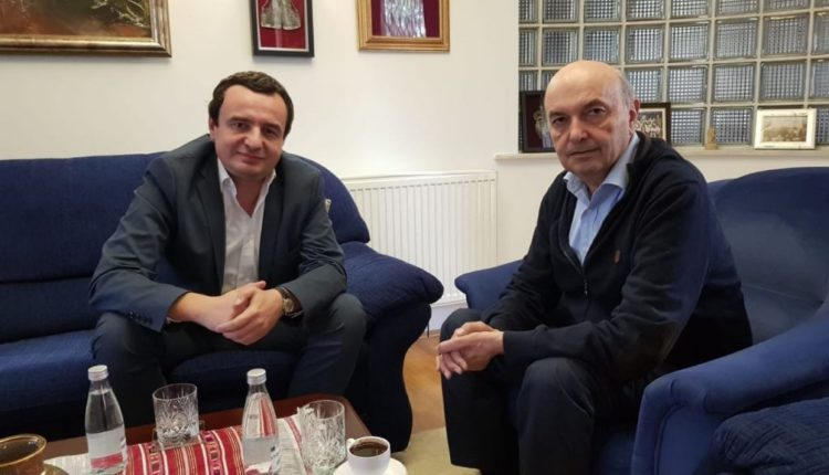 Albin Kurti dhe Isa Mustafa arritën marrëveshje për koalicion
