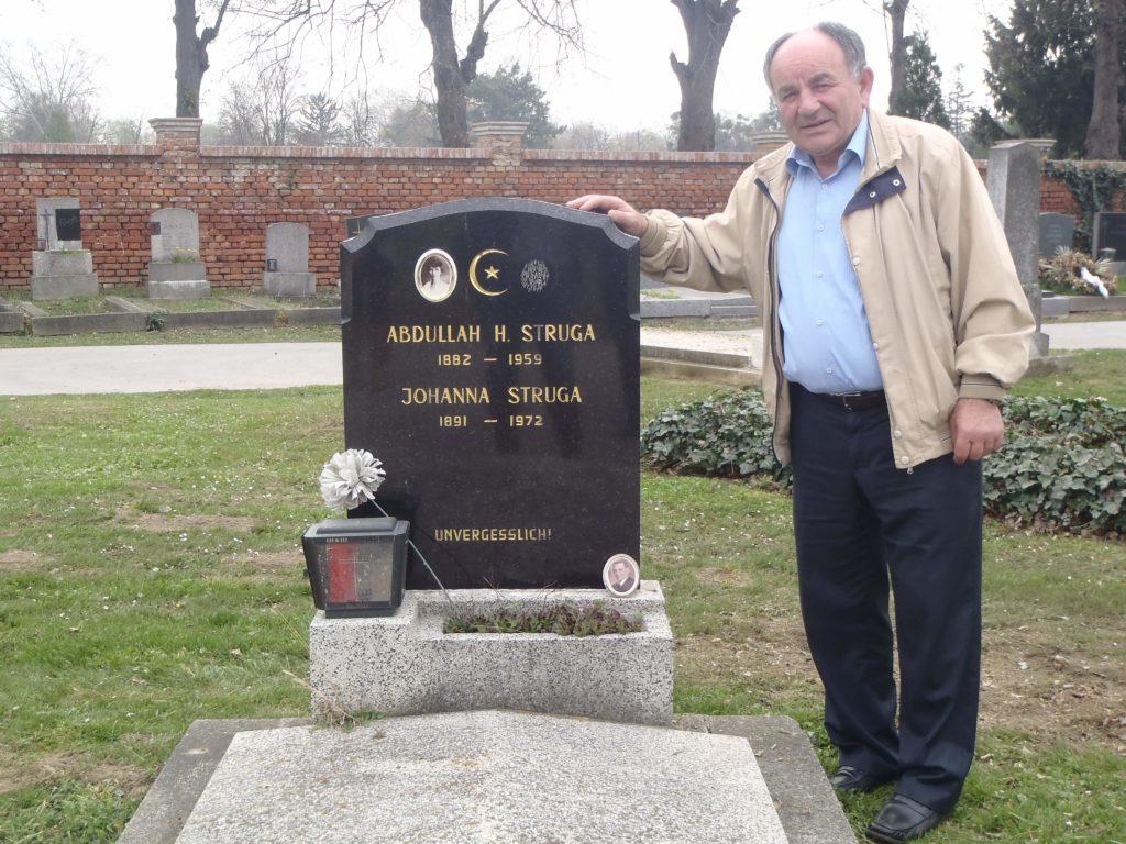 """Avdulla Rushiti- Struga – Gojdrinasi – Atdhetari që luftoi në dy fronte"""" (1882 – 1959), (me rastin e 60 vjetorit të vdekjes)"""