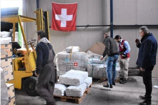 Zvicra ndan 1.4 milion euro për të prekurit nga tërmeti në Shqipëri