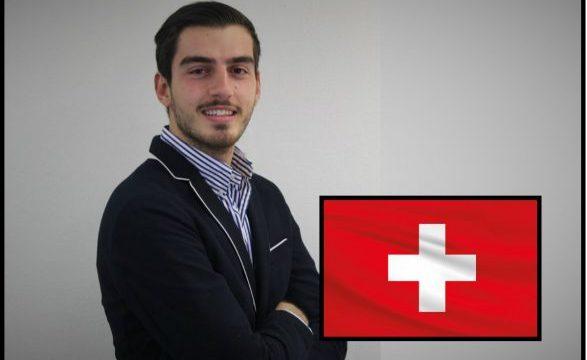 I riu shqiptar, kandidat për deputet në qytetin Vernier në Zvicër
