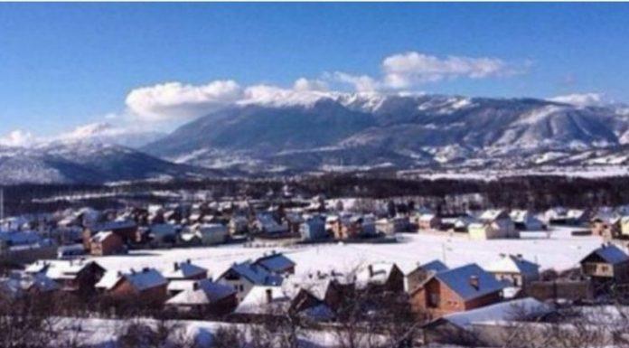 Njihuni me fshatin shqiptar ku nuk u festua Viti i Ri