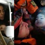 Pas tërmetit tragjik në Turqi: Të përqafuara nën rrënojat e shtëpisë, nxirren pas 24 orësh nënë e bijë (FOTO)