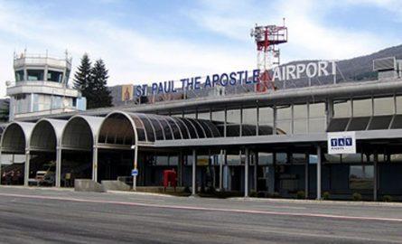 Arrestohet një person në aeroportin e Ohrit