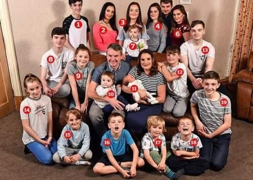 Kanë 21 fëmijë, në vitin 2020 mirëpresin të 22-tin