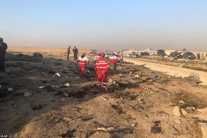 Mendohet se kjo është arsyeja pse Irani bombardoi avionin me 176 pasagjerë (FOTO)