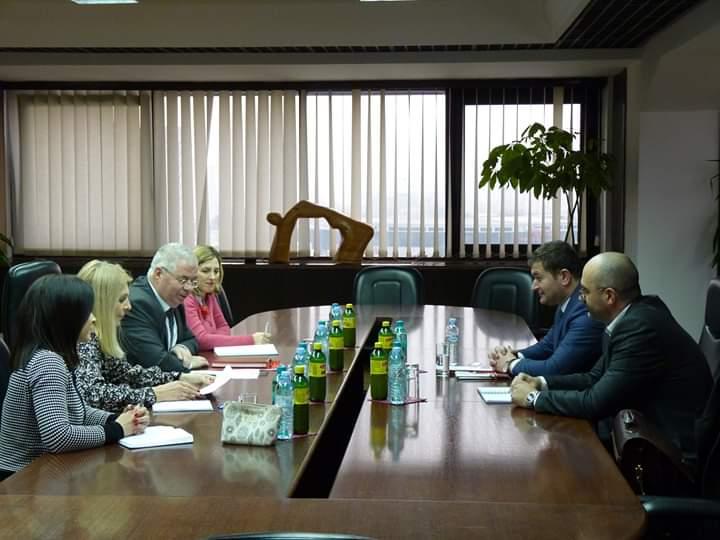 Drejtori Ylber Sela, ishte në vizitë pune te Gjykata Supreme e Republikës së Maqedonisë së Veriut (FOTO)