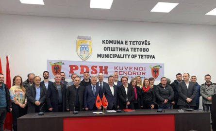 Astrite Kaba dhe Vasfi Doko zgjidhen drejtues departamentesh në PDSH