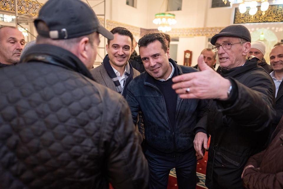 Zoran Zaev ka një porosi nga Çegrani i Gostivarit