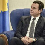 Albin Kurti javën e ardhshme do ta heqë taksën ndaj Serbisë