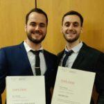 Dy vëllezër shqiptar, dy doktorë për një ditë në Zvicër (FOTO)