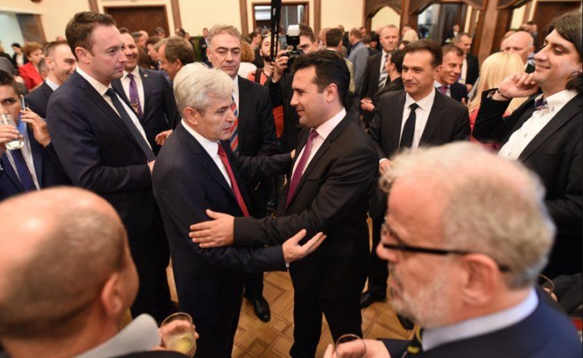Zoran Zaev përkujton BDI-në: Mund të formojmë shumicë të re, por nuk duam