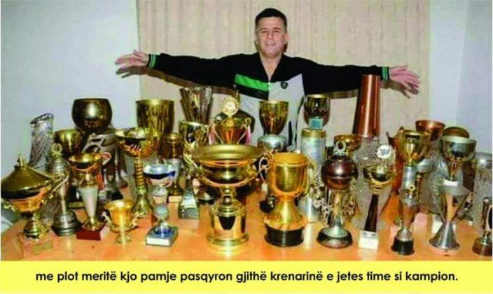 Ky është shqiptari që ia ka dridh parketin ish jugosllavëve (FOTO)