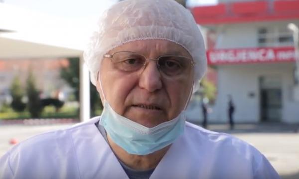 Apeli i përsëritur i mjekut të njohur shqiptar: Ju lutem, ju lutem mos dilni në asnjë mënyrë nga shtëpitë tuaja