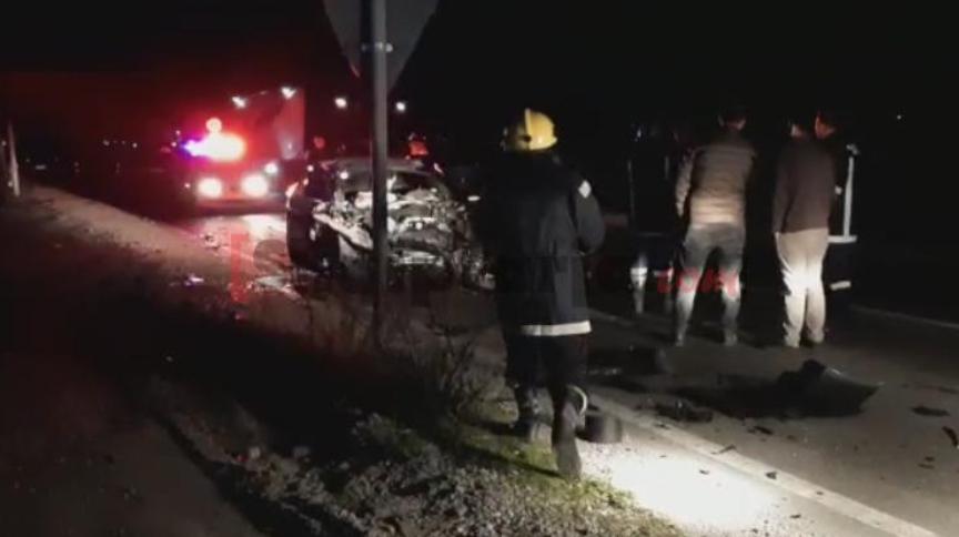 4 shqiptarë humbin jetën në aksidentin e rëndë, ja pamjet nga tragjedia (FOTO)