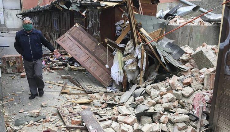 Tërmeti në Zagreb nëpërmjet fotografive (FOTO)