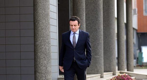 Dy opsionet e Albin Kurtit për qeverinë e re në Kosovë