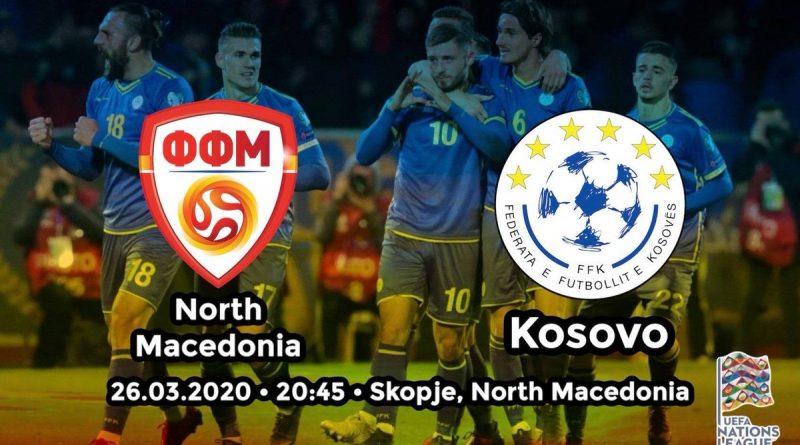 Fillon shitja e biletave për ndeshjen Maqedoni e Veriut – Kosovë