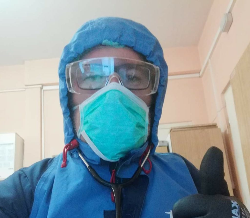 Mjeku strugan, Milot Rizvani vjen me një apel për të gjithë popullatën
