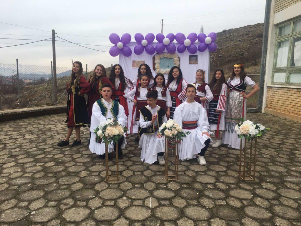 """Programi kushtuar 7 dhe 8 Marsin në SHFK"""" Baftijar Banushi"""" Zagraçan- Shum (FOTO LAJM)"""