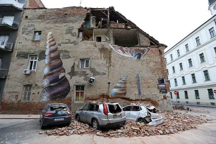 Tërmetet e fuqishme në Kroaci, humb jetën 15 vjeçari