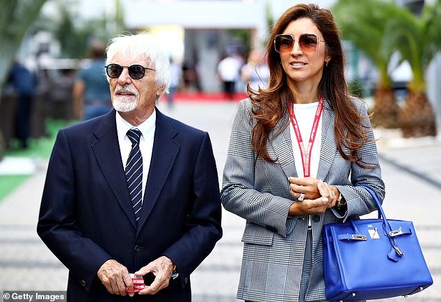 Ish-bosi i Formula 1 pret të bëhet baba në moshën 89-vjeçare