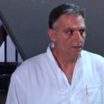 Infektologu Ilir Demiri, heroi ynë në luftën kundër koronavirusit në Klinikën Infektive në Shkup