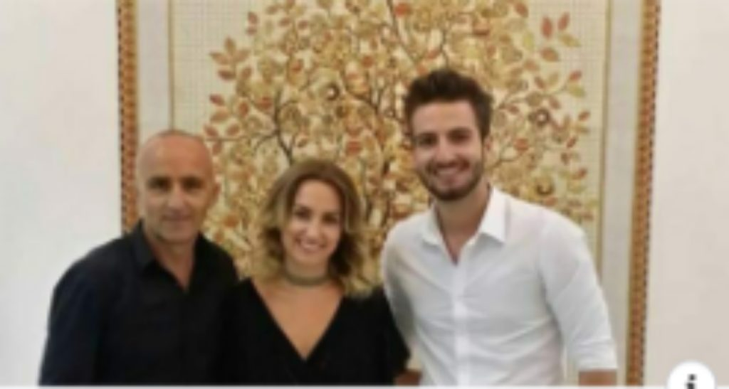 Super këngëtarja Venera Lumani me një dedikim emocional për babain e saj, artistin strugan Menderes Lumani
