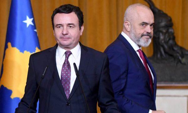 Albin Kurti i përgjigjet Ramës për hapjen e kufirit: Unë jam kryeministër në detyrë