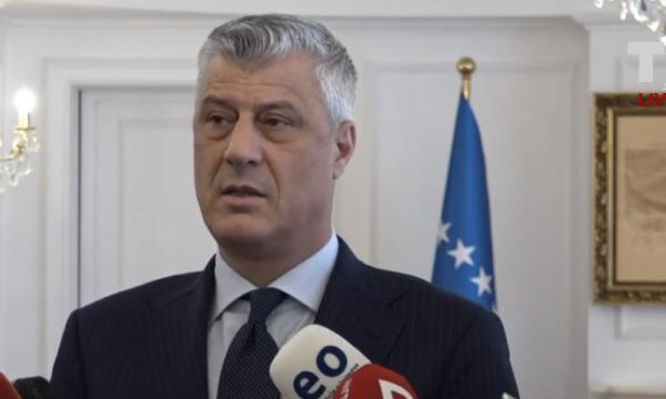 Hashim Thaçi: Ëndërroj që Presheva, Medvegja e Bujanoci t'i bashkohen Kosovës