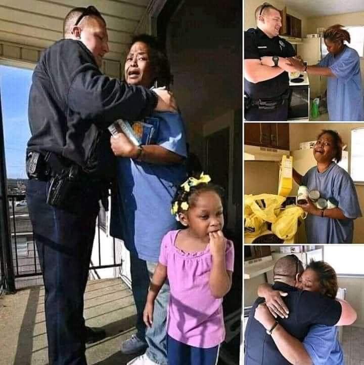Kjo botë ka njerëz të mirë: Vodhi 5 vezë për fëmijët e uritur, polici nuk e arreston por i bleu ushqime
