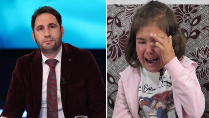 Elvis Naçi u bën thirrje shqiptarëve të ndihmojnë vogëlushen 10-vjeçare (FOTO)