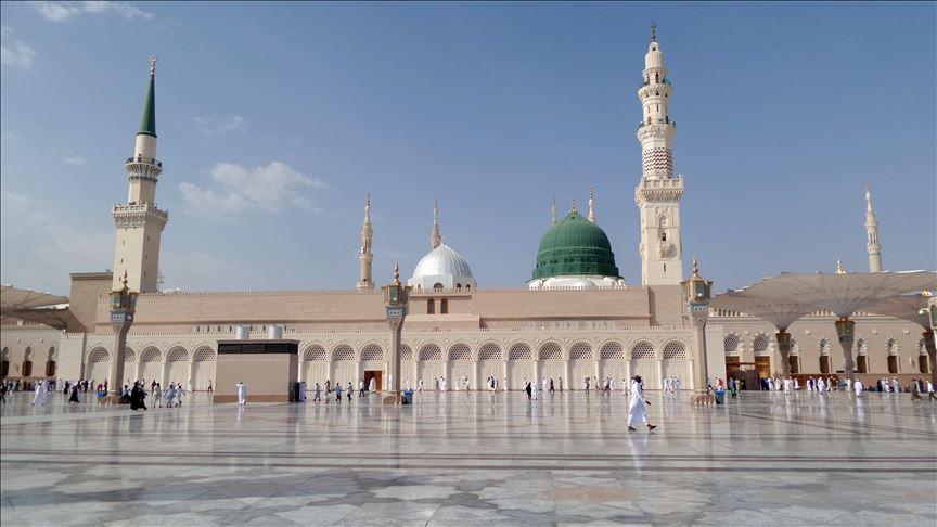 Arabia Saudite rihap xhaminë e profetit Muhamed