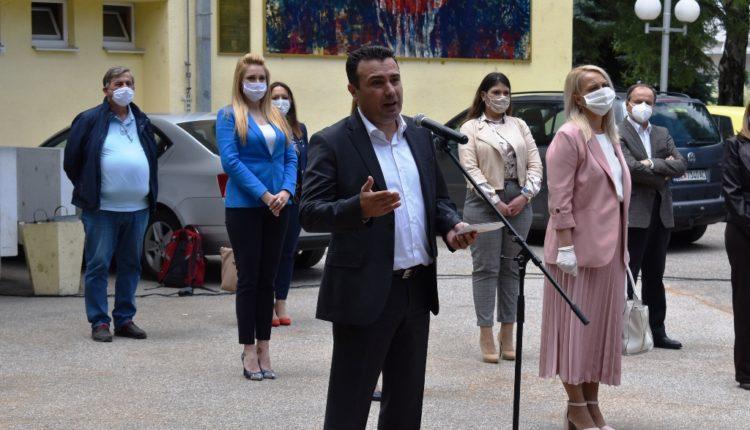 Zoran Zaev: Takim i ri i liderëve mund të mbahet më së voni deri në fund të majit